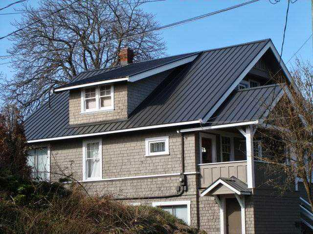 Types Of Residential Roofing