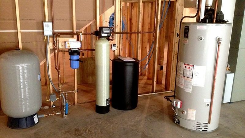 A Tankless Gas Water Heater